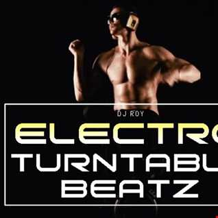 2020 Dj Roy Electro Turntable Beatz