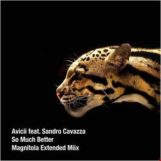 Avicii feat. Sandro Cavazza - So Much Better (Magnitola Extended Miix)