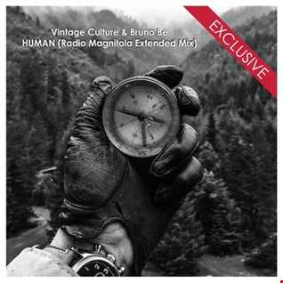 Vintage Culture & Bruno Be - HUMAN (Radio Magnitola Extended Mix)