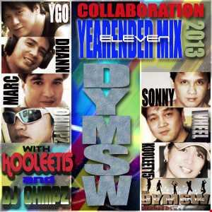 DYMSW YearEnder  Collaboration 2013 with Kooleet15 & Dj Omhpz