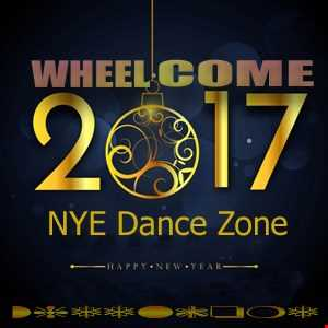 WheelCome 2017  NYE Dance Zone