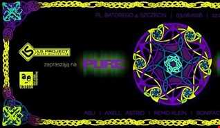 Pure Psychedelic vol.3chill stage-mixed by malina psy 03..06.2016