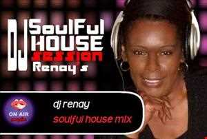 DJ Renay Soulful House Mix - Release the Pressure!