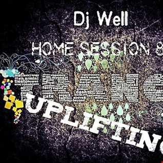Dj Well - Home session 82 (uplifting)