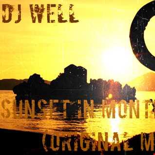 Dj Well -  Sunset in  Montenegro (Original Mix)