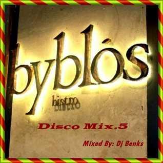 Disco mix.5 Byblos
