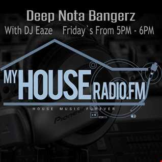 Eaze Deep Nota Baangerz nov 18th show