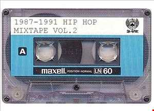 1987 1991 HIP HOP BORED MIX 2
