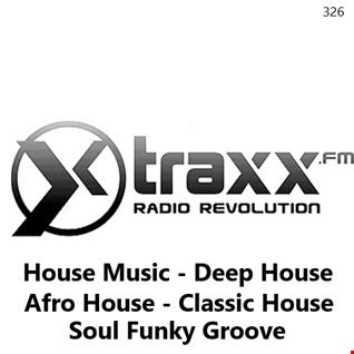 326 - ACT 110.124 - House Music - Deephouse - Afro House - Classic House -  Groovy House - 02.05.20