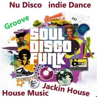 331 - Soul Disco House - Jackin House - House Music