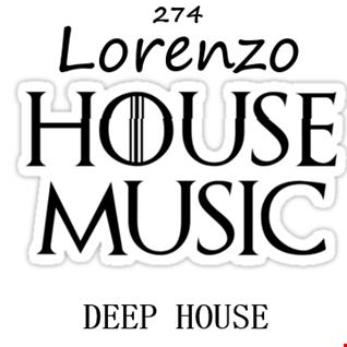 274 - DEEPHOUSE - HOUSE MUSIC