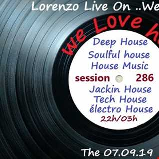 286 - deephouse - soulfulhouse - groovy house - jackin house - house music - electro house