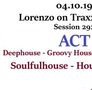 292 - ACT - deephouse - groovy house - afro house - house music - Lorenzo WebRadio