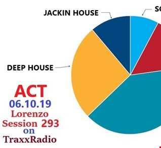 293  - ACT - Deephouse - Groovy House - jackin House - House Music - Remix Lorenzo  05.10.19