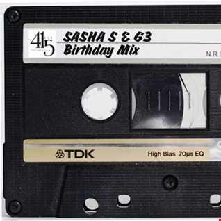 DJ G3 & Sasha S - Birthday Mix  Live at 415 20190720