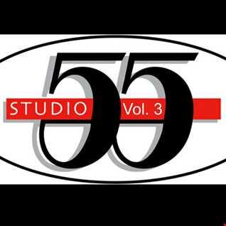 DJ G3 - Studio 55 Vol. 3  (Sep 2021)