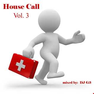 DJ G3 - House Call Vol. 3  (Sep 2021)