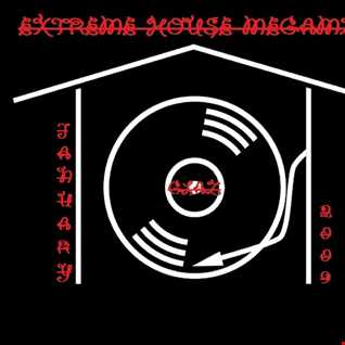 Extreme House Megamix January 2009