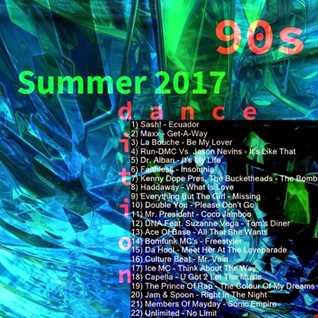 Summer 2017 (90s Dance Edition)