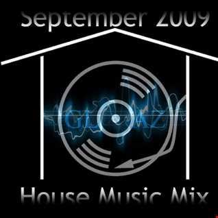 House Music Mix September 2009