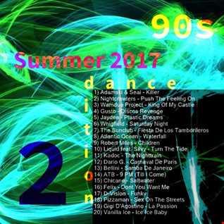 Summer 2017 (90s Dance Edition 2)