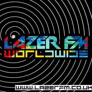 Lazer FM LIVE Junglism Show 18 11 2016