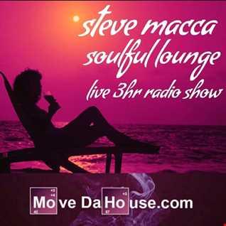 STEVE MACCA'S SOULFUL LOUNGE SHOW
