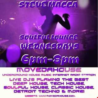 SOULFUL LOUNGE SHOW ON MOVEDAHOUSE.COM RADIO