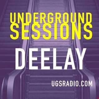 The Underground Sessions   Deelay Deep Inside 21 12 20