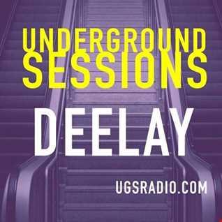 The Underground Sessions Deelay Deep Inside 9-11-20
