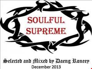 """ SOULFUL SUPREME "".......( BACKSPIN & FLIPPIN MIX ), DEC' 2013,"