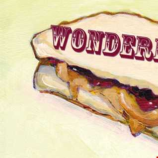 """DJ Wonderbread: PB&J"" presented by Sean Biggs."