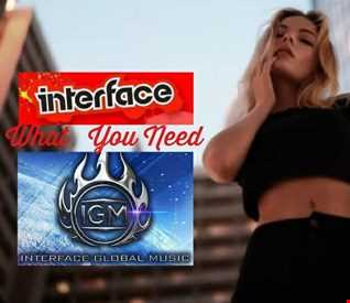 01 WHAT YOU NEED INTERFACE GLOBAL MUSIC FT JON INTERFACE