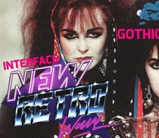 01 GOTHIC INTERFACE 1985 INTERFACE GLOBAL MUSIC FT JON INTERFACE