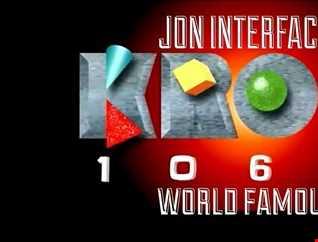 01 WORLD FAMOUS 106.7 KROQ FT JON INTERFACE