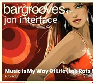 01 MUSIC IS MY WAY OF LIFE INTERFACE GLOBAL MUSIC FT JON INTERFACE