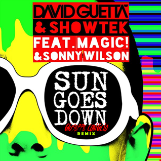 David Guetta & Showtek ft. MAGIC! & Sonny Wilson - Sun Goes Down (Giuseppe Coniglio Remix)