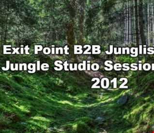 Exit Point B2B Junglist Mercer Jungle Studio Session (Part 2) 2012
