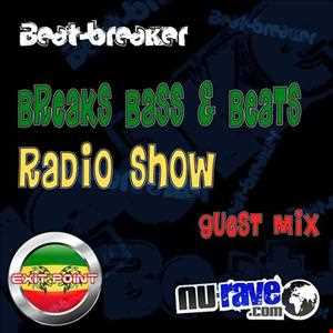 Exit Point's Breaks, Bass & Beats Show With Special Guest Mix From Beat-Breaker (23.12.2013)