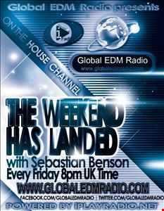 Sebastian Benson   The Weekend Has Landed 112013