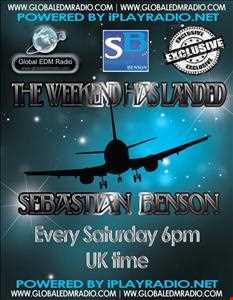 Sebastian Benson   The Weekend Has Landed 14