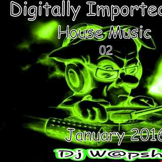 W@pshi - House Music 02 January 2016