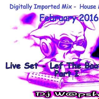 W@pshi - House Music 03 February 2016