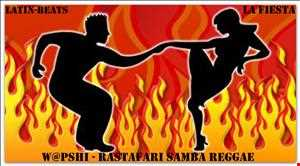 W@pshi - Rastafari Samba Reggae
