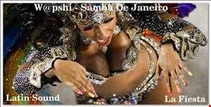 W@pshi - Samba De Janeiro