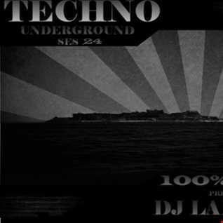 Dj Labrijn   Techno Underground ses 24
