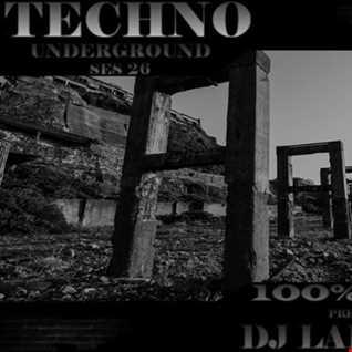 Dj Labrijn   Techno Underground ses 26