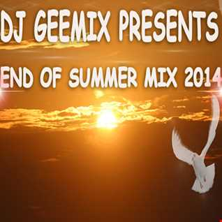 end of summer mix 2014