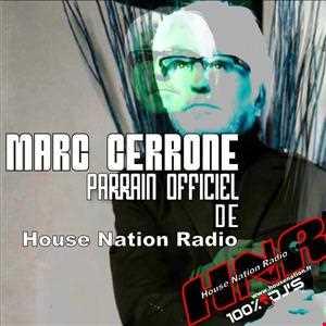 Marc Cerrone Live Mix Sur HNR