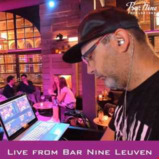 20200214 Live set at Bar Nine Leuven by DJ Irvin Ce